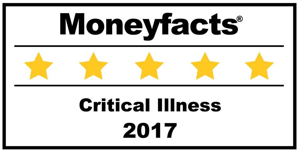 Moneyfacts 5 star rating 2017