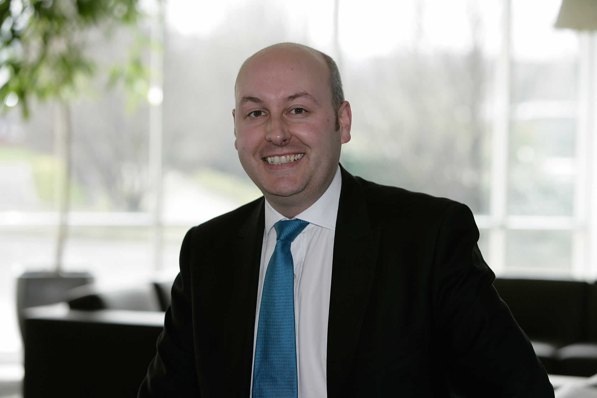 Photo of blog author Gavin Casey, Distribution Director