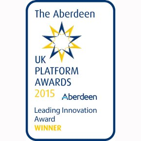 Aberdeen Leading Inovation award