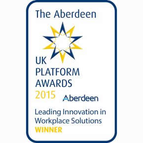Aberdeen Leading Innovation in Workplace Solutions 2015